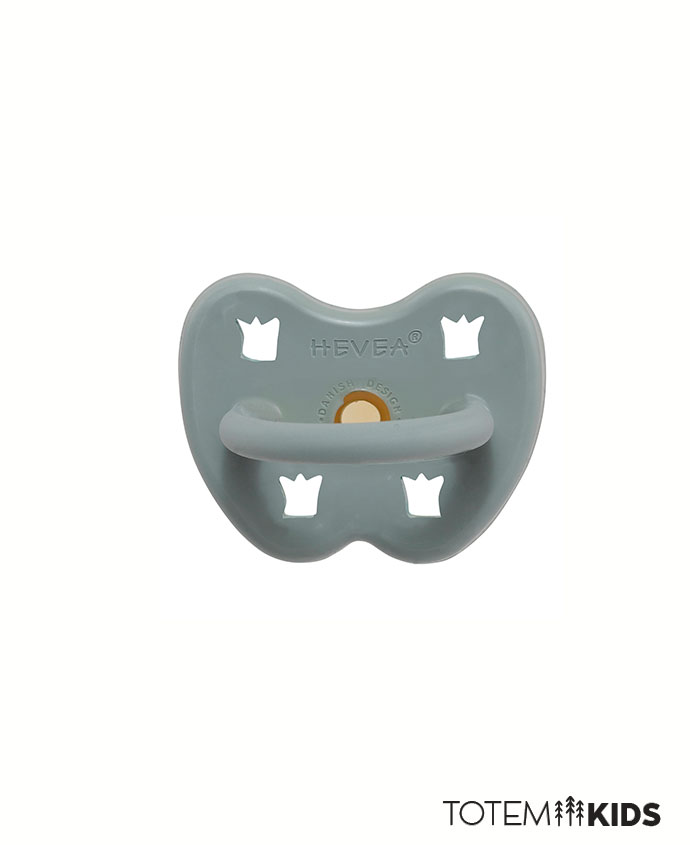 Chupete de Caucho Ortodoncia Gorgeous Grey