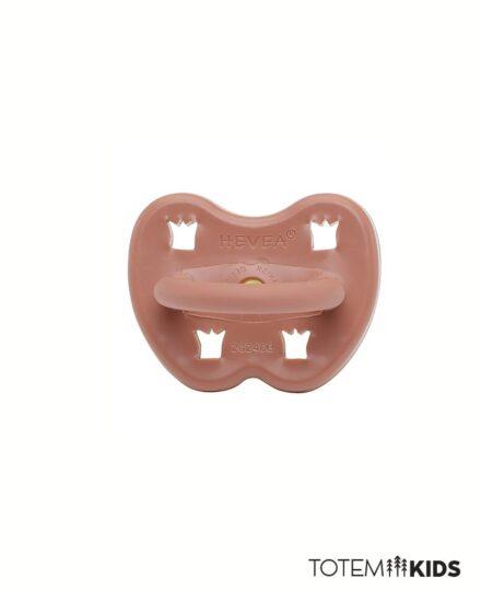 Chupete de caucho ortodoncia Elves Red